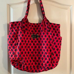 Marc by Marc Jacobs polka dot tote bag